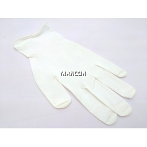 Marcon Rubber Powdered Latex Exam Gloves (6.0GM)