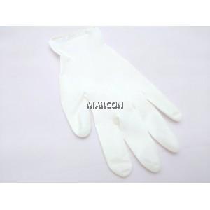 Marcon Rubber Powder Free Latex Exam Gloves (6.0GM)